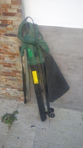 Aspirador soplador de hojas QT6250