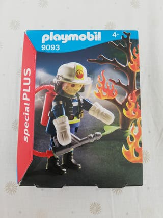 Bombero 9093 playmobil