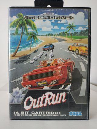 Outrun Sega Megadrive