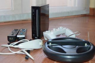 Consola WI con accesorios