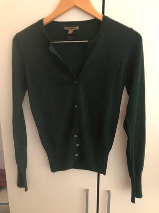 Jersey chaqueta mujer