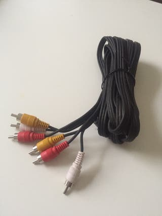 Cables rca,Jack