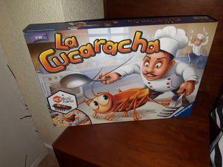 Juego La Cucaracha.