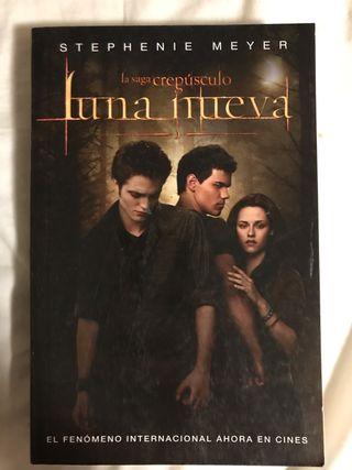 Libro Crepúsculo Luna Nueva