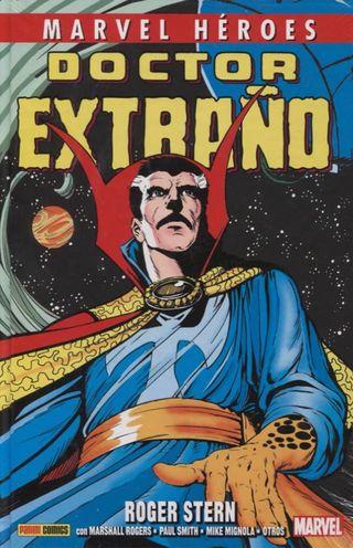 Doctor Extraño de Roger Stern Marvel
