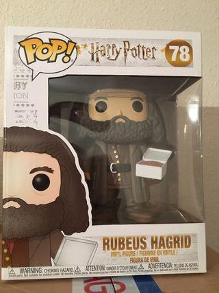 Funko pop Hagrid