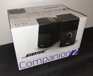Altavoces Bose Companion 2 Serie 3