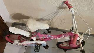 vendo bici de ñiña