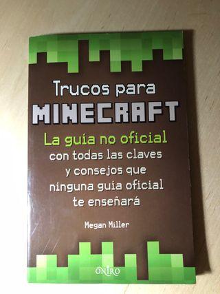 Libro trucos para Minecraft