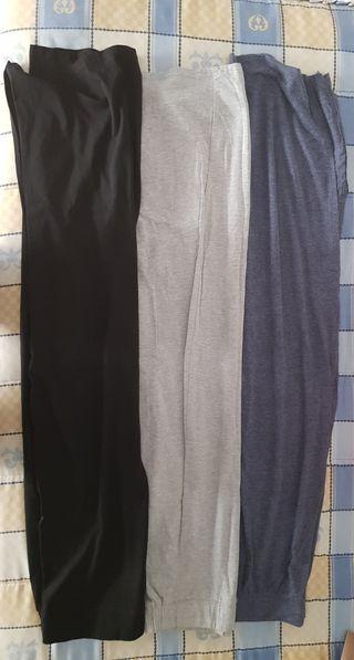 Falda larga talla S