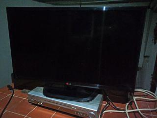 """Televisión LG 32"""" FullHD"""