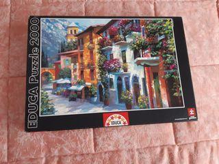 Puzzle 2000 piezas - Village Hideaway