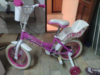 bicicleta infantil 14 pulgadas patrulla canina
