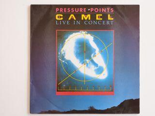"""Camel """"Pressure Points"""""""
