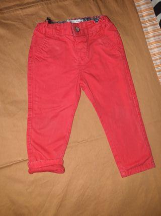 Pantalon invierno 12-18 meses.