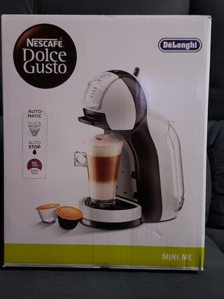 Cafetera DeLonghi Nestcafe Dolce Gusto Nueva