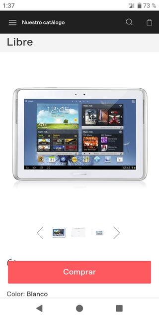 tablet Galaxy Samsung s10