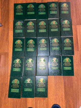 Colección Obras Completas de Agatha Christie