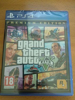 Grand Theft Auto Five GTA V ps4
