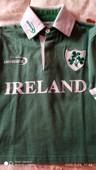 Polo Lansdowne Ireland T3