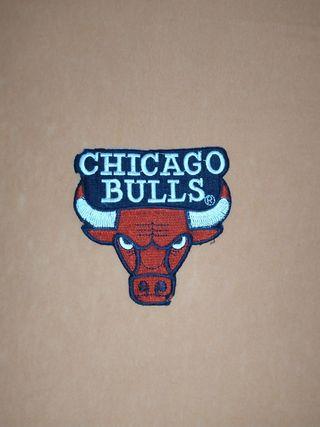 Chicago Bulls Parche Autentico Americano