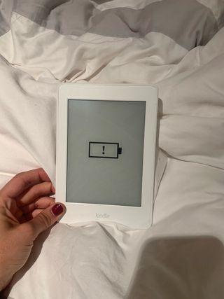 Kindle paper write blanco
