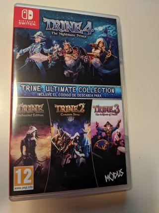 Trine 4 Nintendo Switch