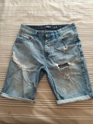 pantalón pull&bear Y 38