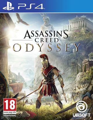 Assasin's Creed: Odyssey PS4 d igital