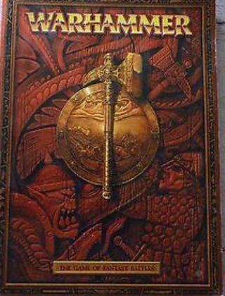 Warhammer Fantasy Rulebook 2000