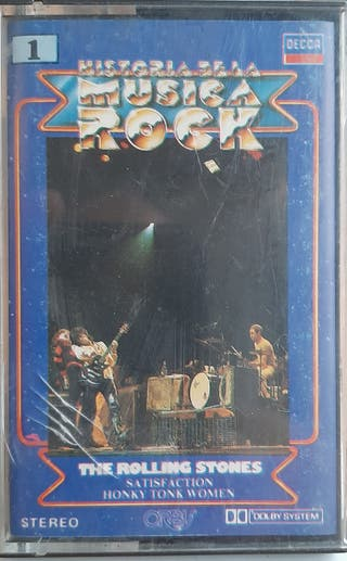The Rolling Stones cassette