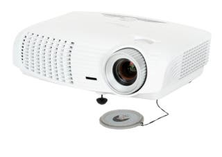 Proyector Optoma full 3D- HD 1080 p