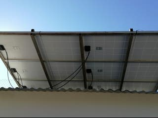 Kit Solar 1500W con placas solares