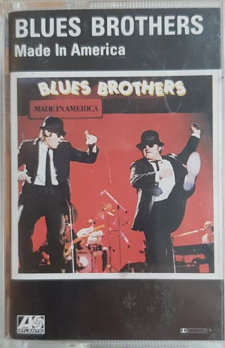 Blues Brothers Made in America cassette