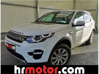 LAND-ROVER Discovery Sport 2.0TD4 HSE 4x4 Aut. 150