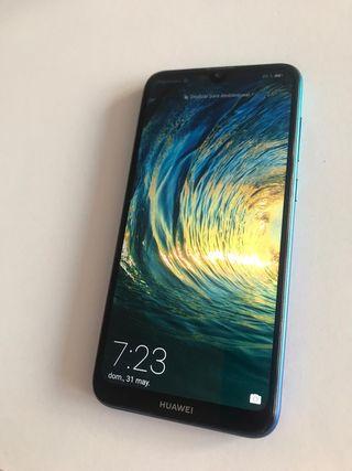 'Huawei Y7 (2019)' 32 GB azul