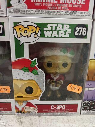 Funko POP! C3-PO Navidad Star wars