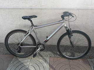 mountain bike aluminio