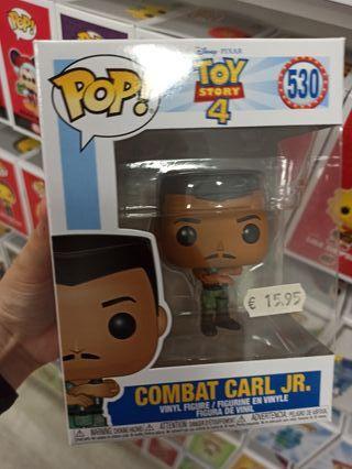 Funko POP! Combat Carl Jr - Toy story