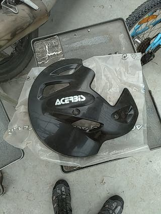 cubrediscos adaptable acerbis, nuevo a estrenar