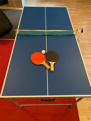 Mesa de ping pong mini