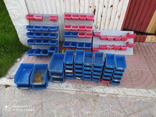 cajas ordenación