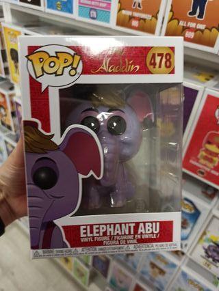 Funko POP! Elephant Abu Disney Aladdin