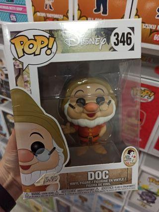 Funko POP! Doc - Disney Blancanieves