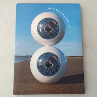 DVD Pink Floyd Pulse.