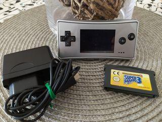 Nintendo Game boy micro silver