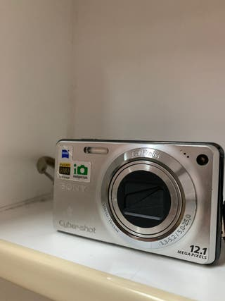 Cámara de fotos Sony DSC-W270