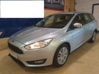 Ford Focus tdci 95cv familiar 2015