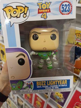 Funko POP! Buzz Lightyear - Toy story