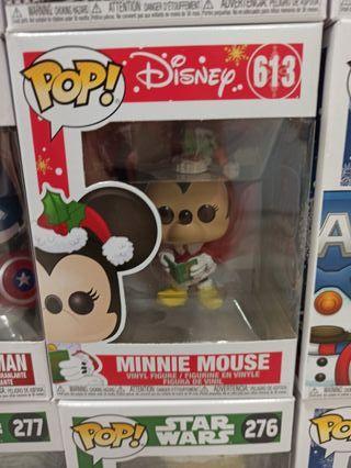 Funko POP! Minnie Mouse Holiday Disney